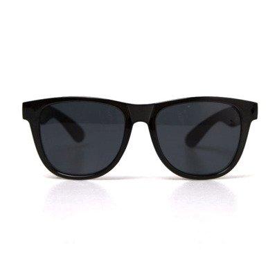 Mass DNM okulary Sunglasses John transparent black black